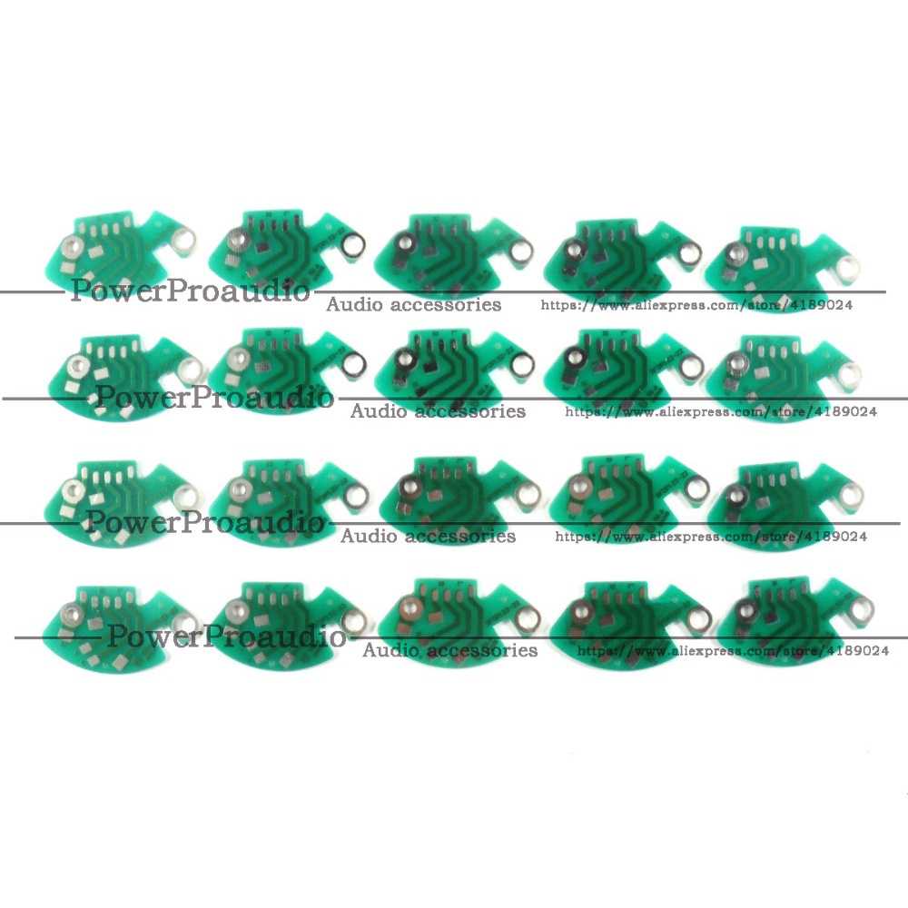 20 X RCA PCB PRINTED CIRCUIT PC BOARD SFDP122 22 MK2 MK5 M5G For TECHNICS 1200