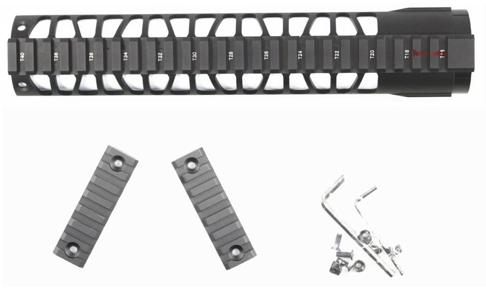 VO Key Mod 10 Inch Quad Rail Acom 3