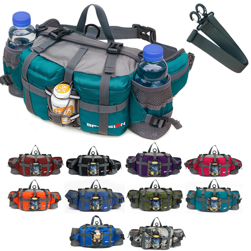 Outdoor Pockets Multi-functional Travel Equipment For Men And Women Models Hiking Sports Travel Outdoor Bag Backpack Waterproof