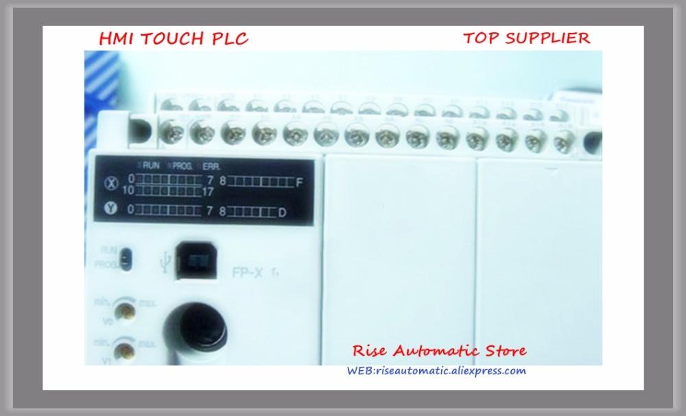AFPX-C38AT PLC New Original AC100-240V 16 DC input points 16 NPN output points FP-X Control UnitAFPX-C38AT PLC New Original AC100-240V 16 DC input points 16 NPN output points FP-X Control Unit
