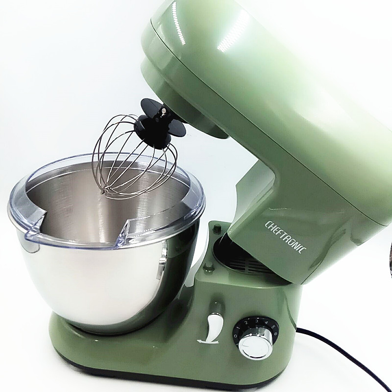 220V 4L Electric Dough Mixer Professional Automatic Baking Machine Stand Kitchen Food Mixer Cooking Machine Egg Butter Beater udmj 150 grain butter making machine cereal butter maker with motor