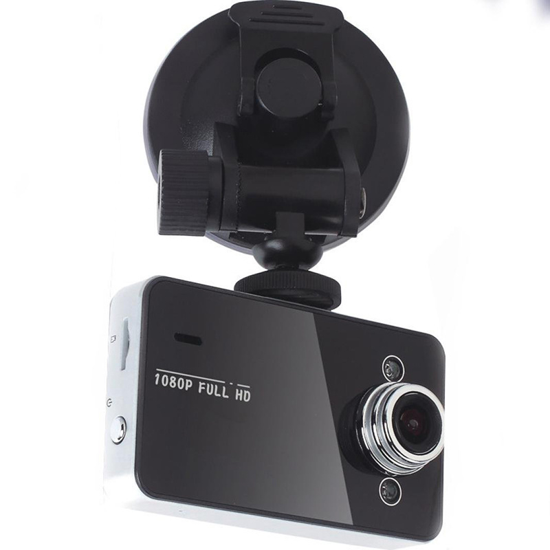 Camcorder DVR Car-Camera Tachograph Dash-Crash Auto K6000 1080P Full-Hd LCD Mount 2