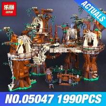 1990 pcs Lepin 05047 Étoiles Village Wars Blocs de Construction Juguete para Construir Briques Jouets Éducatifs Compatible 10236 Cadeau de Garçon