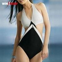 Plus Size Badmode Vrouwen 2018 Hoge Cut Badpak Thong Monokini Badpakken Van Grote Maten Fitness Top Badpakjurk Een Stuk Zwemmen