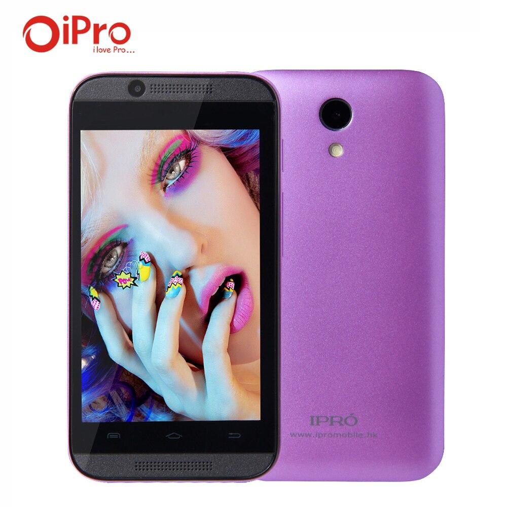 Original IPRO 4 0inch Celular Android 4 4 MTK6572 Dual Core Mobile Phone Ram 512M Rom