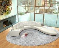 Niza lujo Villa sofá set top leaher settee flujo de agua sofá de diseño conjunto modelos calientes de la venta para la sala casa muebles sofá