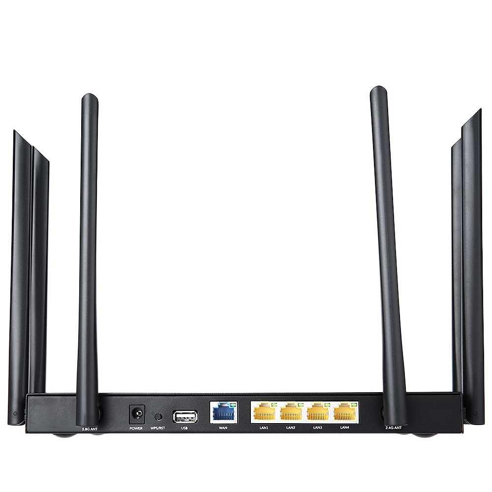 COMFAST 11AC 1750 Mbps wifi amplificateur répéteur de point d'accès sans fil répéteur de signal Wifi 5 ghz wifi modem routeur CF-WR650AC