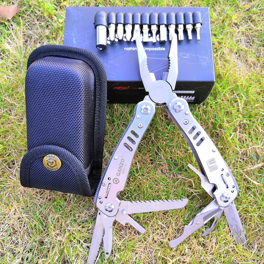Model Building Kits Just Original Ganzo G301h Portable Edc Pocket Tool Folding Plier Bag Lock Pliers Camping Multi Functional Tools