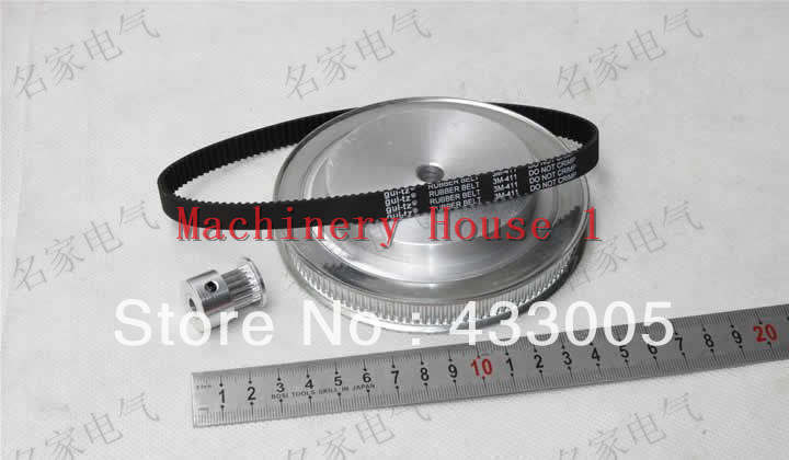 3M(8:1) Timing belt pulleys/timing pulley ,timing belt, 8:1 3M belt pulley, the suite of Synchronous belt