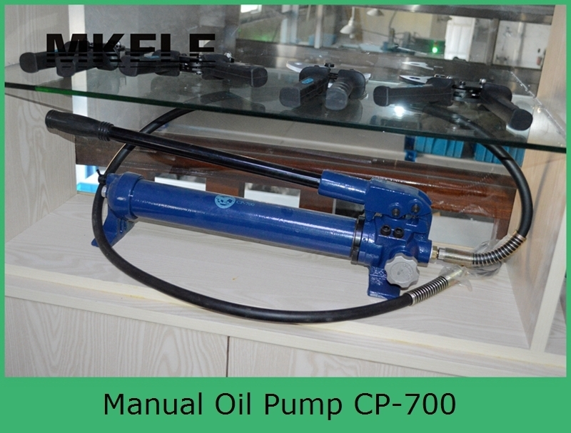 купить High Quality 700bar MK-CP-700 Hydraulic Hand Pump Oil Pressure Manual Operated From China Manufacturer Clamp недорого