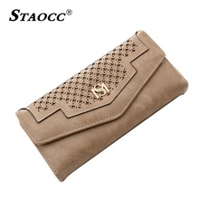 Luxury Hollow Out Wallet Women Brand Design Clutch Purse Hand bag Wallet Leather Long Hasp Coin Purse Card Holder Female Wallets цена в Москве и Питере