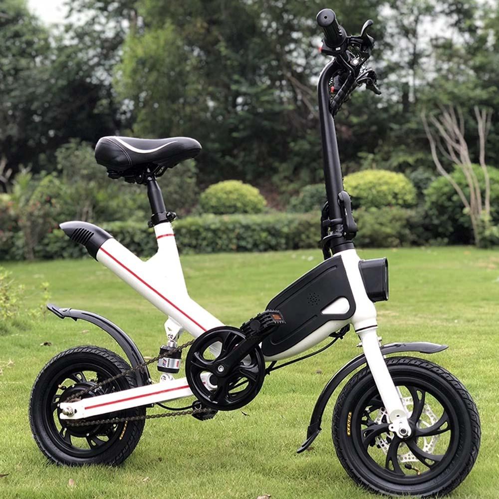 Elektro-scooter Rollschuhe, Skateboards Und Roller Aufrichtig Zwei Räder Nahen Suspension Stoßfest Faltung Elektrische Roller 6.6ah 7.8ah Batterie Mit Led Front Licht