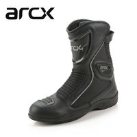 New Motorcycle waterproof genuine leather Boots,Racing Boots touring boots , Riding Road Boots size 36-45 lady size