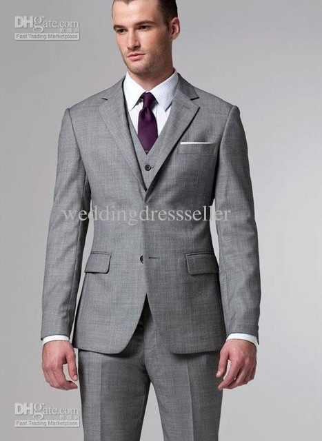 Top Selling Custom Made Newball Gowns Grey Fashionable Dress