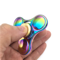 STENZHORN Fidget Spinner Hand Spinner High Speed R3 Bearing Titanium Alloy Toys Anxiety Stress Adults Kid