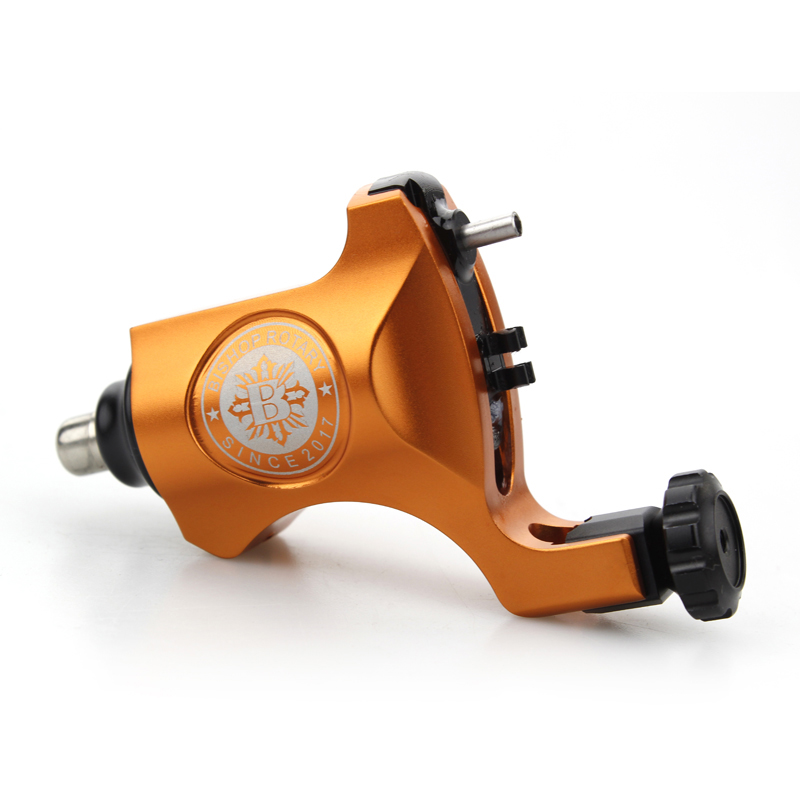 2019 Rotary Tattoo Machine Bishop Style High Quality For Shader Liner RCA Rotary Tattoo Machine 6 Colors For Tattoo Guns Supply