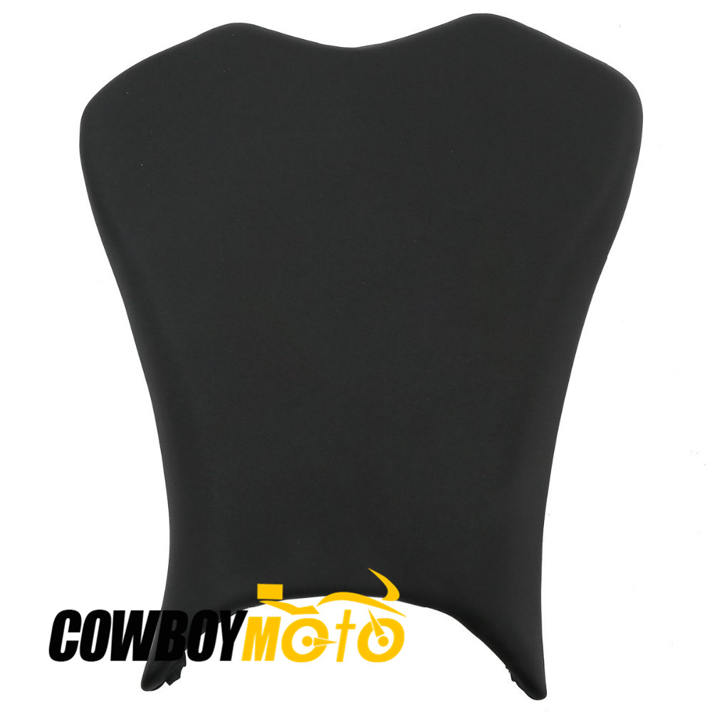 New Motor Black Front Pillion Rider Seat For Kawasaki Ninja ZX-6R ZX6R 2013 2015 leather motorcycle front rider seat leather cover for ktm 125 200 390 duke
