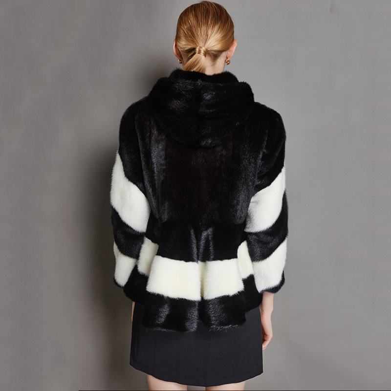 LVCHI Παλτό παλτό δέρματος από δέρμα - Γυναικείος ρουχισμός - Φωτογραφία 4