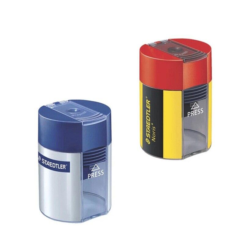 Tub sharpener Pencil Sharpener No.511; Metal sharpener insert;Lid with safety lock