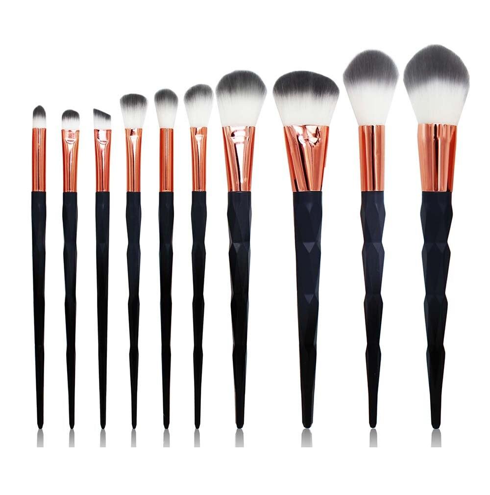 Ladies New Makeup Brush 1PCS Foundation Eyebrow Eyeliner Blush Cosmetic Concealer Brushes Make Up Brush Set L525