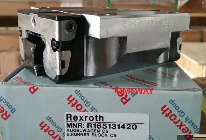 все цены на  Rexroth Runner Block R165131420 linear guide linear slide block  онлайн