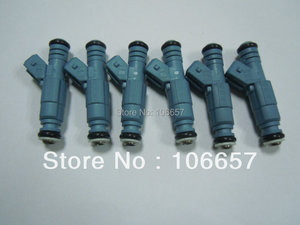 4pcs Brand new CDH 275 Fuel Injectors For Marine Yamaha F150 Outboard Four Stroke Mitsubishi CDH275 MD319792(China)