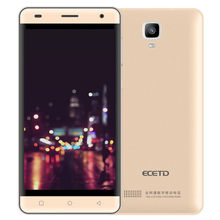 Smartphone ECETD ET600 Micro USB schlanken körper YUNOS system 500 Watt kamera 2600 mAh große batterie mit externe raum