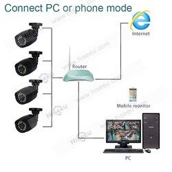 דמי שירות שאלות נפוצות Hiseeu IP מצלמה איך להתחבר מחשב וטלפון חכם