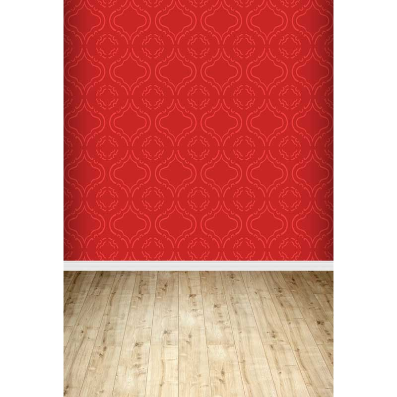 5x8 ft vinyl fabric print red damask pattern wall photography backdrops for portrait photo studio backgrounds props F-217 shengyongbao 300cm 200cm vinyl custom photography backdrops brick wall theme photo studio props photography background brw 12