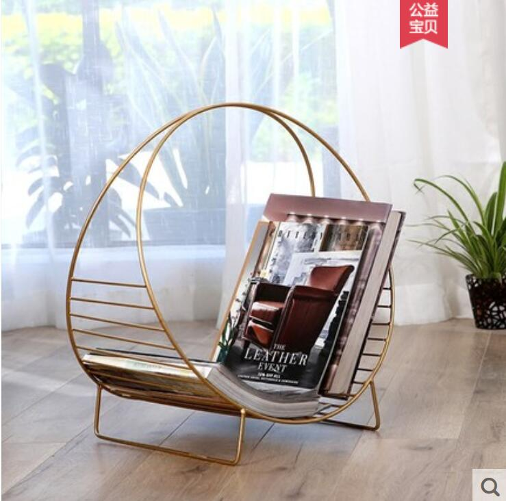 Living Room Bookstand A Floor Type Newspaper Stand NICE