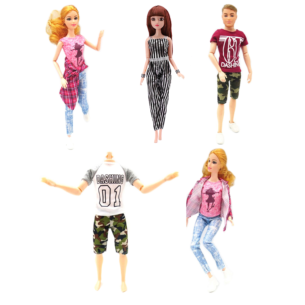 Dress It Up Doll Clothes Sewing Pattern for Mad Men Silkstone Ken Dolls