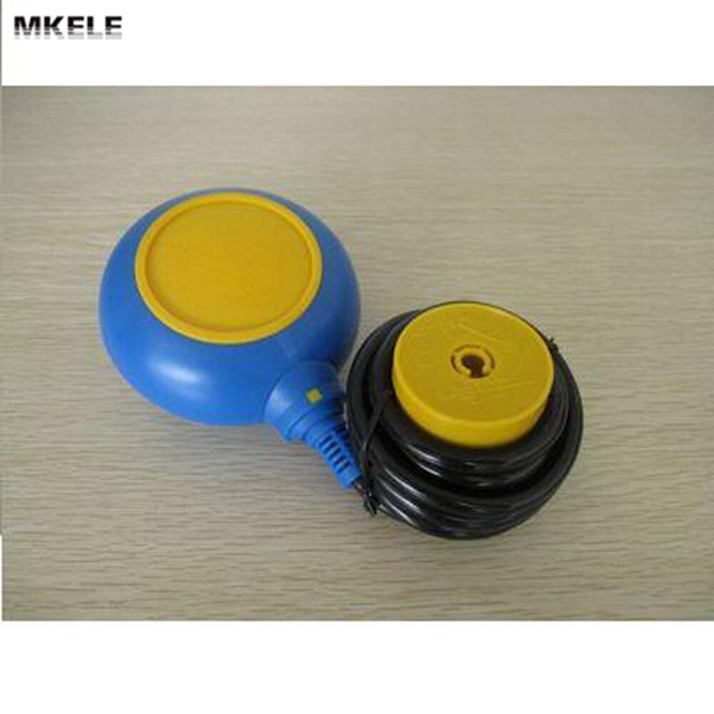 цена на 4M Cable Float Level Switch Water Level Controller Monitor For Fluid Flow Sensor MK-CFS03