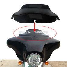 8″ Smoke Windshield for 96-13 Harley Electra Glide, UltraClassic Street Glide
