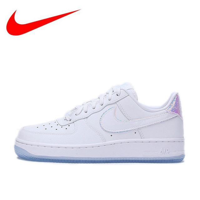 Nike Air Force 1 Sneakers Original Nike Air Force 1 AF1 Women's Hard-earing New Arrival Authentic  Skateboarding Shoes Sports Sneakers 616725-105