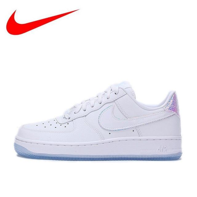 Zapatillas deportivas originales Nike Air Force 1 AF1 para mujer con orejas  duras recién llegadas auténticas 8c88a5f65650d
