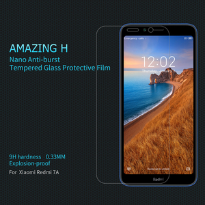Image 3 - Redmi 7A Glass Nillkin Amazing H 0.33MM Screen Protector Tempered Glass for Xiaomi Redmi 7A 5.45