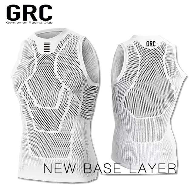 GRC Cycling Vest Men Breathable Bike Jersey Quickly-Dry Shirt Gym Sport  Running Clothes Close-Fitting Fitness Sleeveless Vest e53e17957