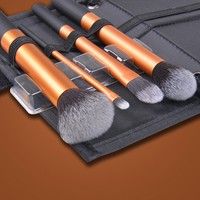 New Brand New Soft 4 PCS Professional Makeup Brushes Facial Eye Make Up Brushes Set Cosmetics