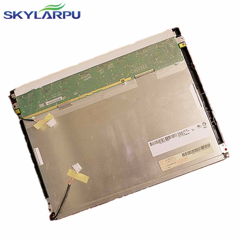 skylarpu 12.1 inch UT4000 monitor LCD Screen display for G121SN01 V.0 V0 LCD display Screen panel 90days warranty Free Shipping