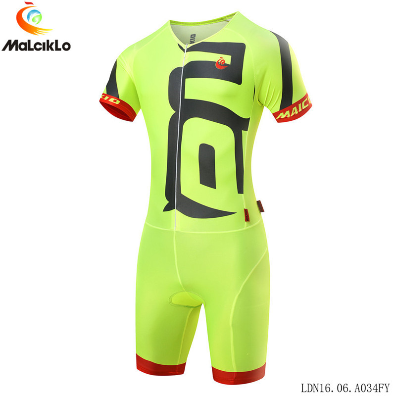 Malciklo Pro Men Funny Design Triathlon Team Cycling Jersey Skinsuit Ropa De Ciclismo Maillot clothes suitMalciklo Pro Men Funny Design Triathlon Team Cycling Jersey Skinsuit Ropa De Ciclismo Maillot clothes suit