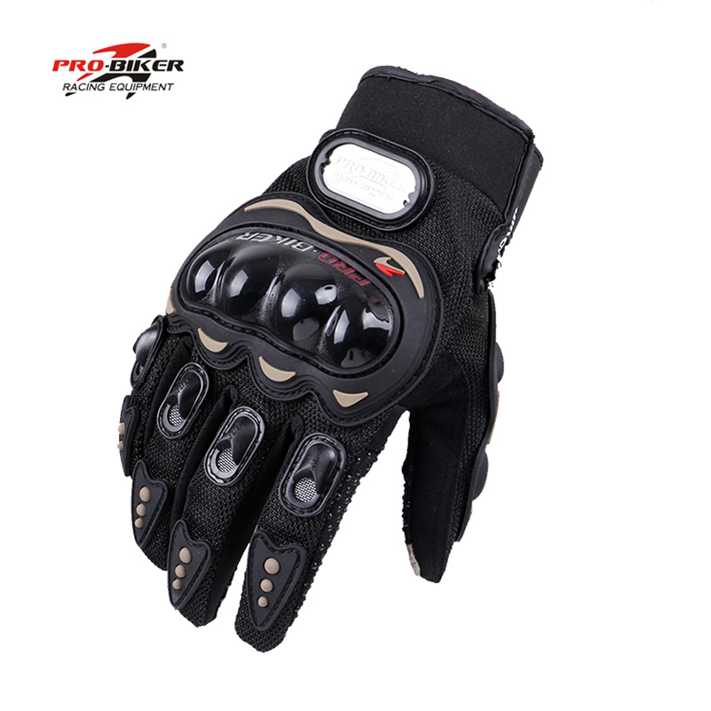 Pro-biker guanti moto guanti MOTO motociclo motocross Da Corsa luvas guantes guanti Moto Guanti mtb rosso blu nero M ~ XXL