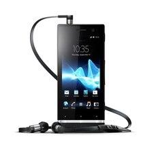Zestaw słuchawkowy MH1C dla Sony MH1C Xperia Z3 Z Ultra Z1 L55T XL39h C6802 C6833 L39h słuchawka sportowa Z mikrofonem pilot zdalnego sterowania