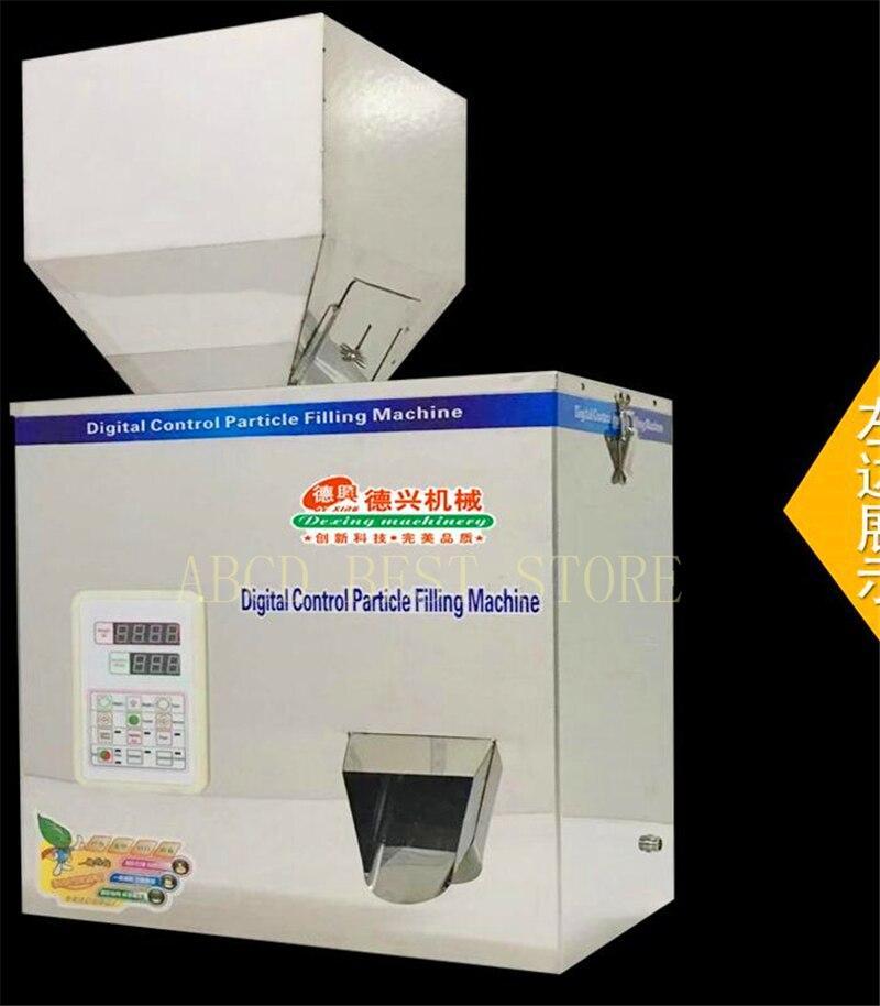18 5g-500g Granules racking machine,Medicine weighting packing machine,Powder filling machine,tea grain seeds packaging machine