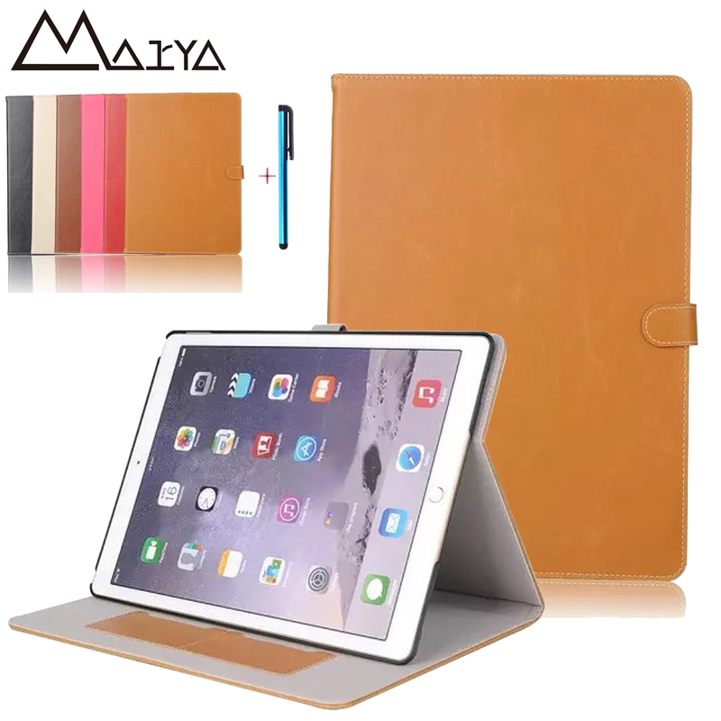 Case For iPad Pro 12.9 Tablet Cover Flip Stand Smart Sleep PU Leather Case For iPad Pro 12.9 Case Ultra Slim Protective Shell duracell cef14 4 hour charger