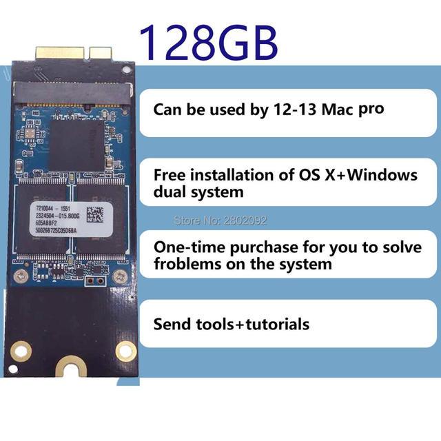 """Для Macbook Pro retina 13 """"A1425 15"""" A1398 лезвие Твердотельный накопитель (SSD) Твердотельный накопитель 128 поздно/Середина 2012 начале 2013 MC976/975 MD212/213 ME662"""