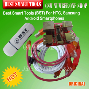 Image 4 - gsmjustoncct BST dongle for HTC SAMSUNG xiaomi unlock screen S6 S3 S5 9300 9500 lock repair IMEI record date Best Smart  dongle