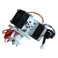 Geeetech GT6 Assembled Extruder 0 3 0 35 0 4 0 5mm Nozzle For 1 75