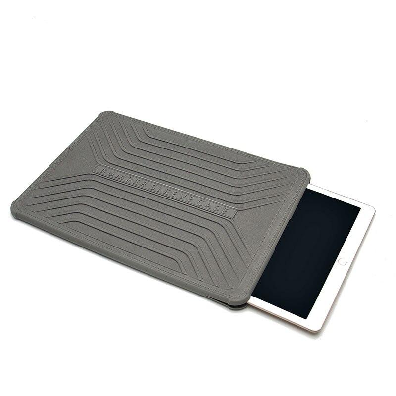 WIWU No-zipper Caso Laptop para Macbook Pro Ar 13 15 + Free Tampa Do Teclado Super Slim Laptop PVC manga para Macbook Pro 13 2016