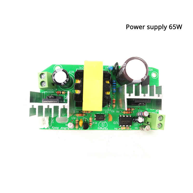 Power Supply 65W Stage Light Part Accessories Power Board Switching Controller For LED Flat Par 9x12W RGBW Lighting