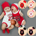 Baby Rompers Summer Baby Boys Clothing Sets Basketball Newborn Baby Clothes Toddler Baby Girl Clothes Roupa Infant Jumpsuits